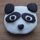 Panda Head Cookie Cutter