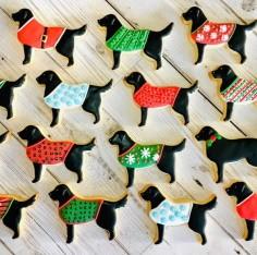Quirky Cookie Barn Labrador