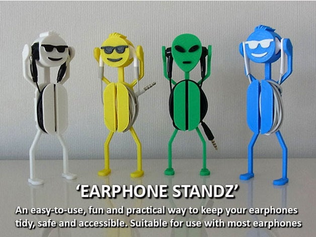 Earphone Organiser