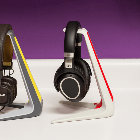 Headphone Stand in Multicolour
