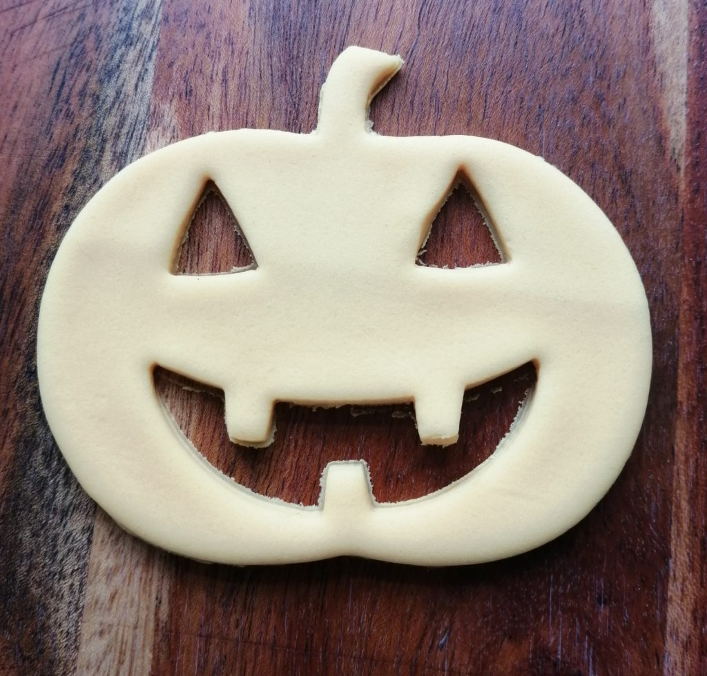 Cut Out Pumpkin Cookie Cutter