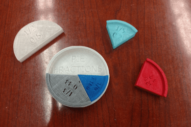 3D Printed Teaching Aid