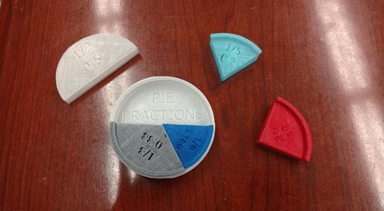 3D Printed Teaching Aid