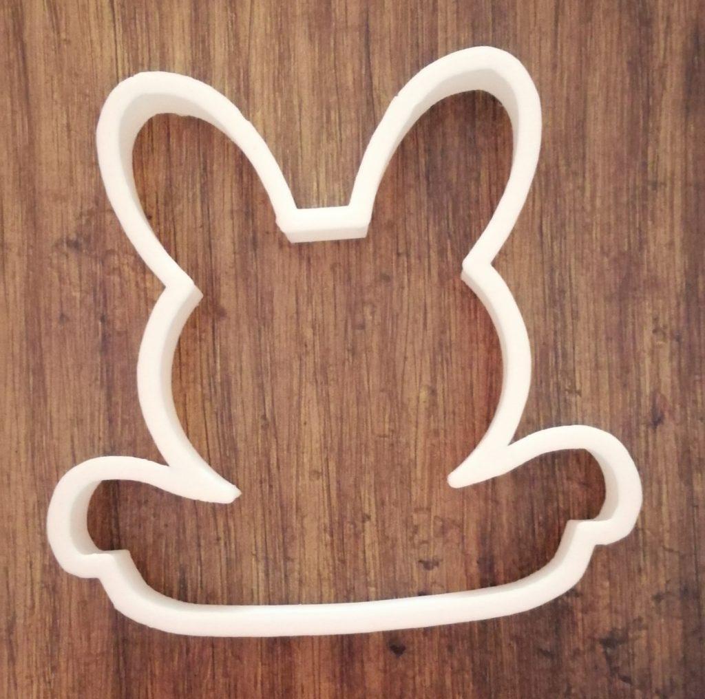 Easter Rabbit Banner Cutter